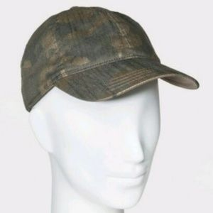 Womens Baseball Hat Adjustable Camo Camouflage 756